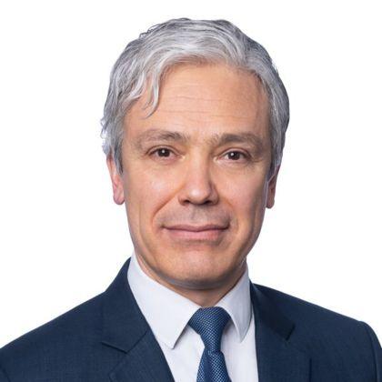 Portrait of Pascal G. Favre